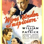 Wives Under Suspicion, 1938