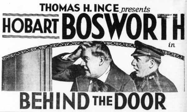 Behind the Door, 1919