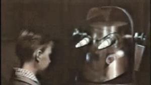 Here Comes Tobor, 1956 (serial) Pilot episode
