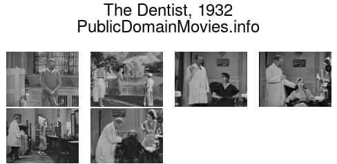 The Dentist, 1932