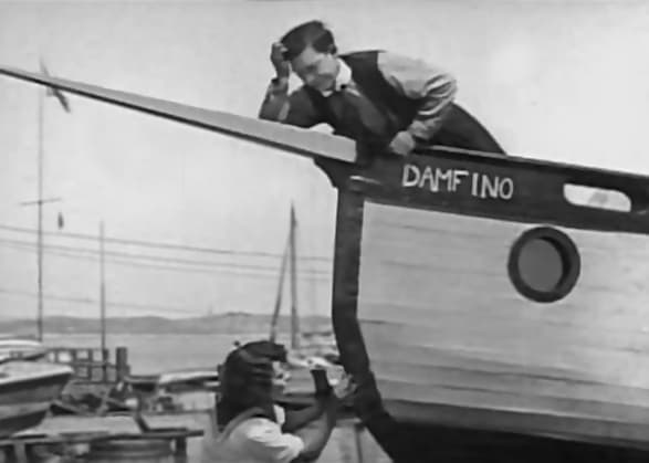 The Boat, 1921 starring Buster Keaton