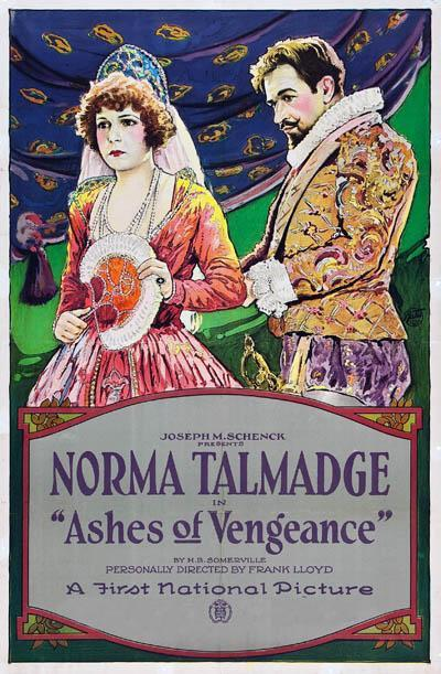 Ashes of Vengeance, 1923