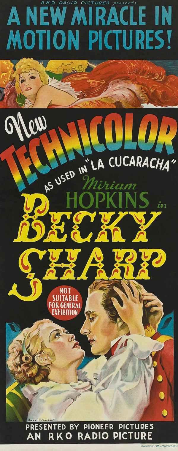 Becky Sharp, 1935