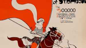The virgin of Stamboul, 1920
