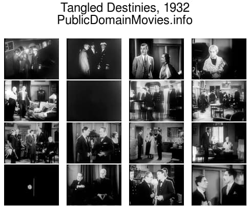 Tangled Destinies, 1932