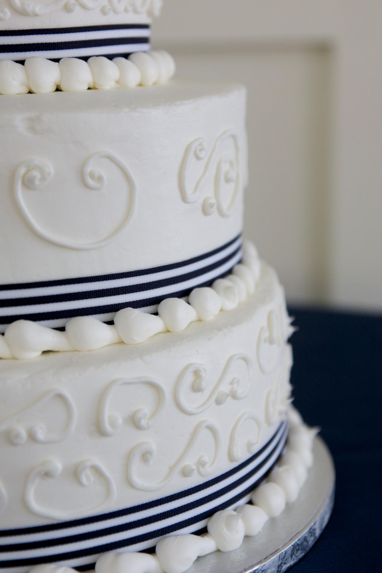 Wedding Cake Decoration Free Stock Photo Public Domain