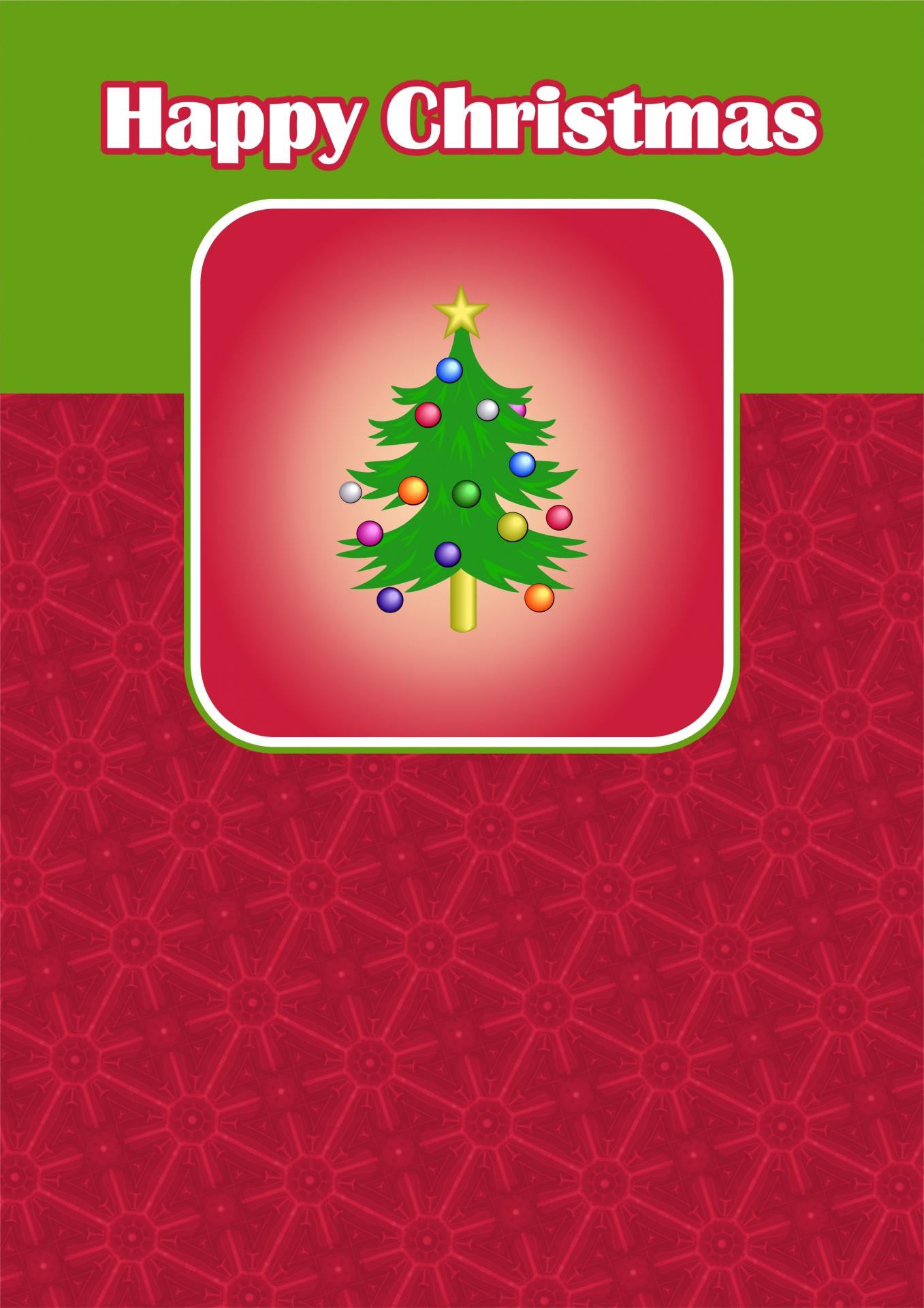 Christmas Card Clip Art Free Stock Photo Public Domain