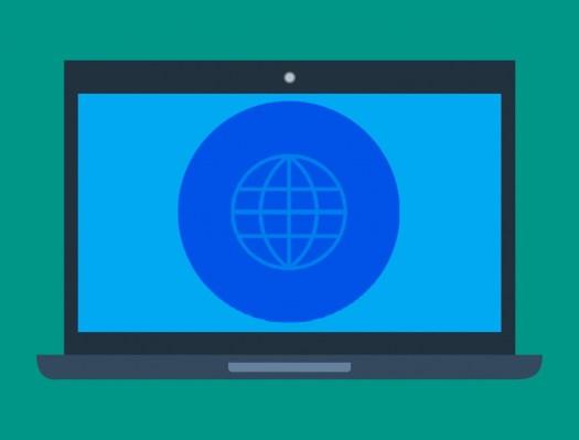 Internet, Global, Earth