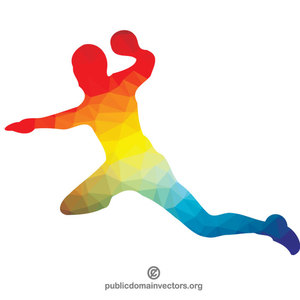 15 handball kostenlose clipart public