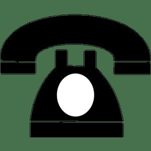 313 Telepon Clipart Gratis Domain Publik Vektor