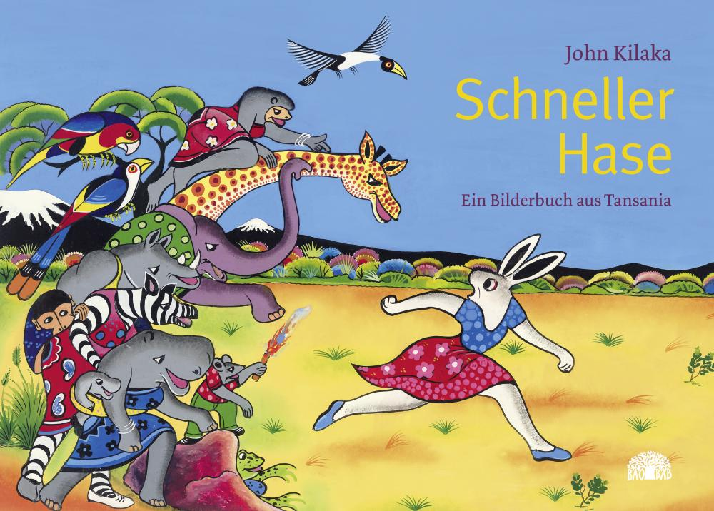 Bilderbuch «Schneller Hase»