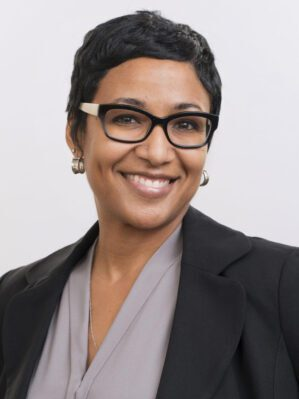 Faculty Headshot for Amani Allen