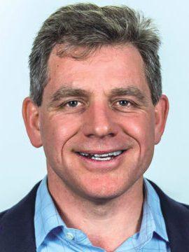 Faculty Headshot for Brent Fulton
