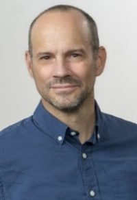 Faculty Headshot for Jay Graham