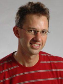 Faculty Headshot for Mark van der Laan