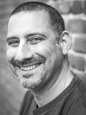Faculty Headshot for Jason Corburn