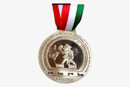 Government of Mexico recognizes Xóchitl Castañeda with prestigious Ohtli Award