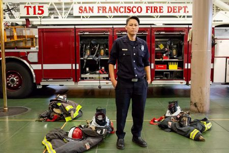 Women firefighters face high exposure to toxic 'forever chemicals'