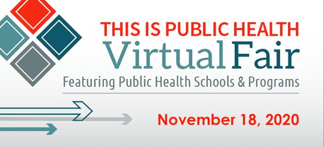 This Is Public Health Virtual Fair