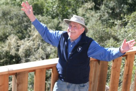Dr. Marty Griffin Marks a Century of Environmental Action