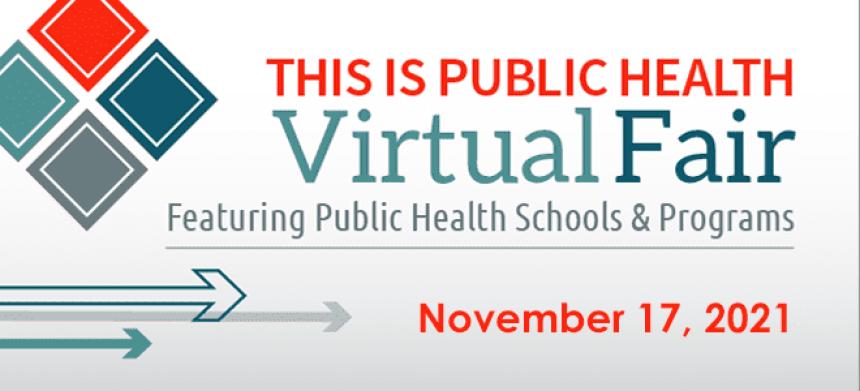Featuring Public Health Schools and Programs - November 17, 2021