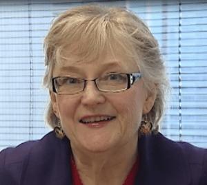 Public Health Interim Director Patty Hayes
