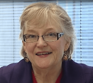 Public Health Interim Director Patty Hayes