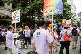 Public Health, proud to be in our 28th Seattle Pride!