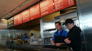 chipotle inspection