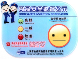 Shanghi Food and Drug Administration