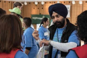 Connecting volunteer interpreters with patients