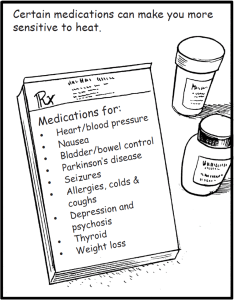 8 Certain medications