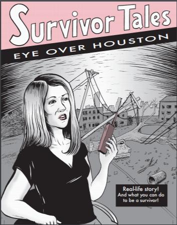 Survivor Tales cover