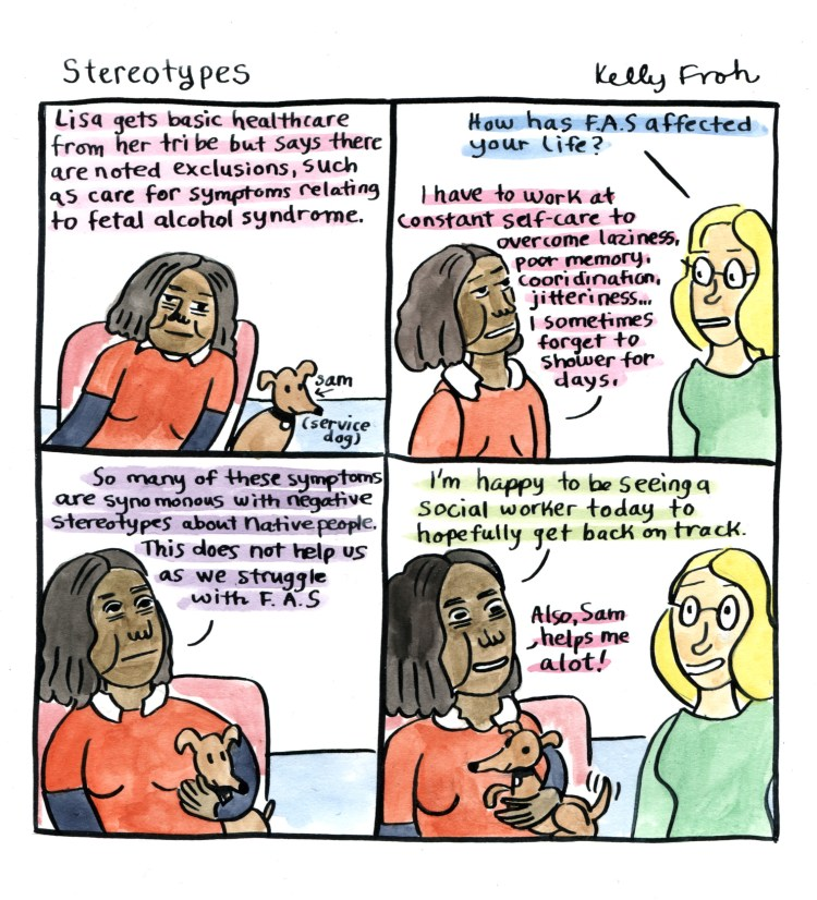 Stereotypes by Kelly Froh
