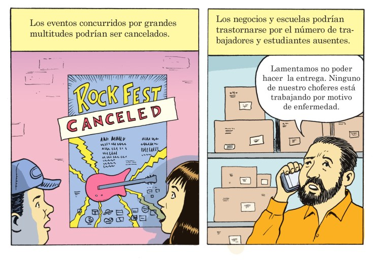 Pandemic Layout 11C en Espanol