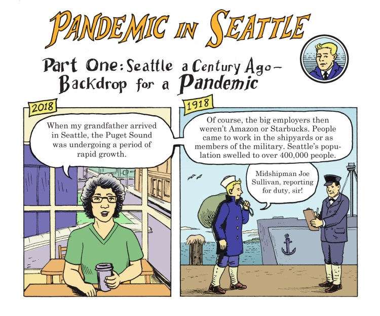 Pandemic panel 1A
