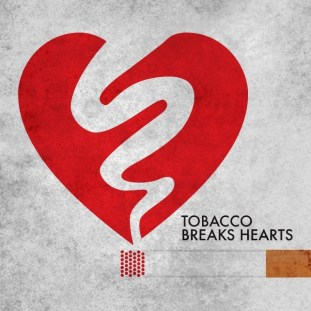 tobacco breaks hearts for blog