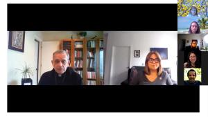 Conversación con líderes religiosos sobre las vacunas contra COVID-19: 2 de marzo de 2021