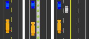 Con más vehículos (y peatones) en las carreteras, refresquemos nuestros hábitos y evitemos conducir distraídos