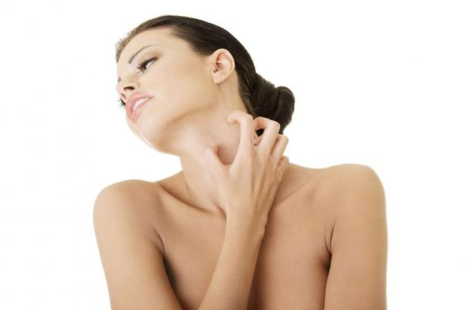 Aquagenic Pruritus (itching after bath): causes, treatment