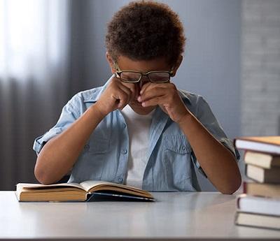 9 Signs your Child needs an eye Exam, Eye Exercises