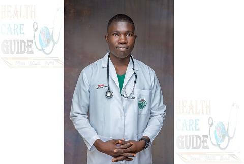 Dr. Onwosi Ikechukwu. D.