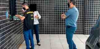 Falsa corretora é pega em flagrante por policiais civis e fiscais do Creci