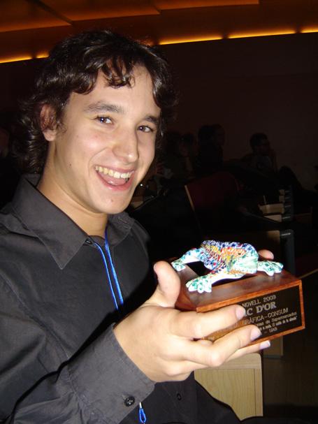 Sergio Romero Oro Drac Novell