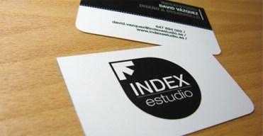 tarjetas blanco y negro Ecuadordio
