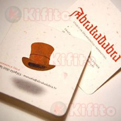 tarjetas de presentacion cuadradas dado 177875985567