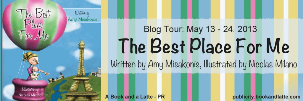 The Best Place For Me Blog Tour
