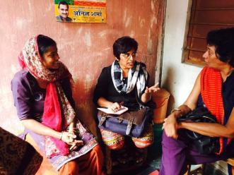 Mainstreaming gender workshop in New Delhi, 2015