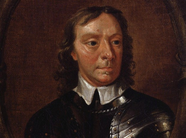 Oliver Cromwell, warts and all