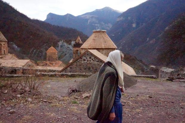 Armenian survivor of Azerbaijan's 1988 Kirovabad Pogrom